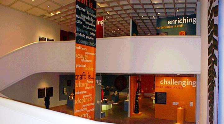 Craft Museum Exhibition